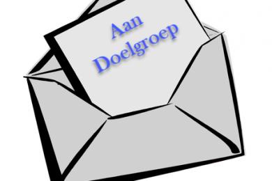 Brief aan Doelgroep