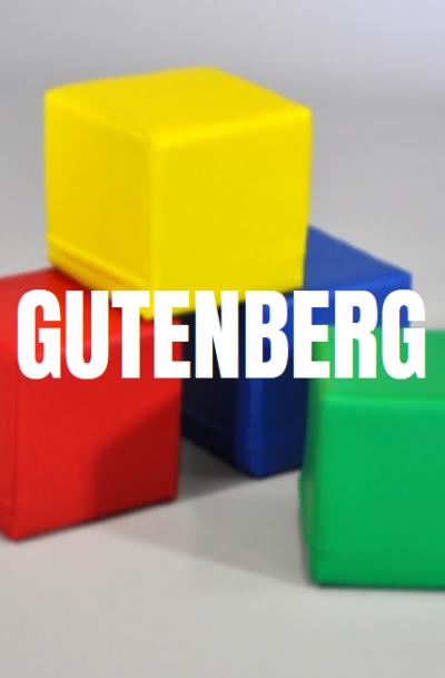 Product afbeelding Gutenberg